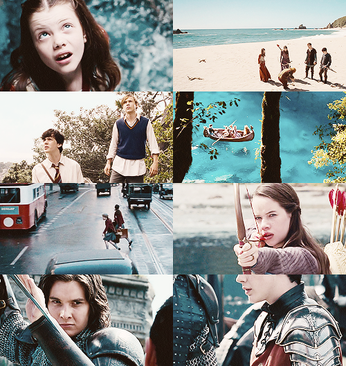 The Chornicles of Narnia: Prince Caspian