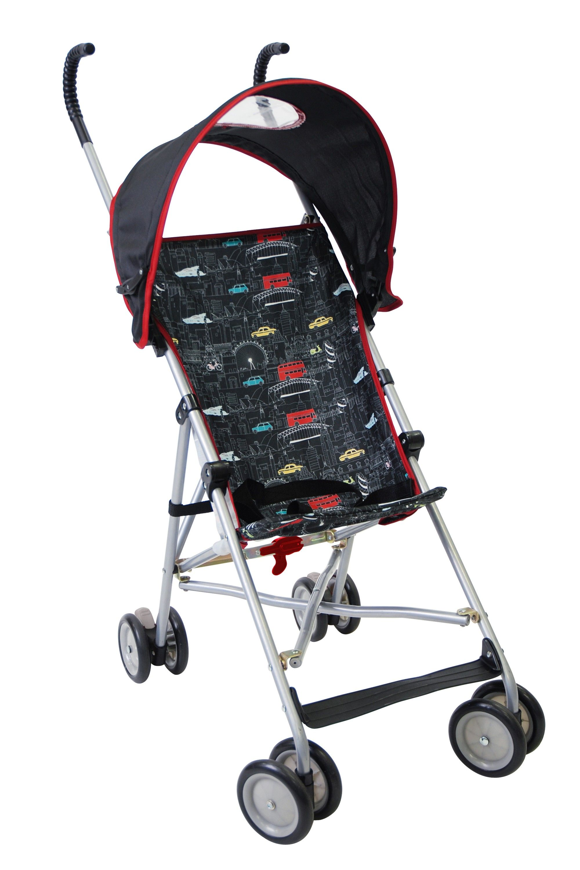 Umbrella Stroller with Canopy Cityscape Cosco Kids