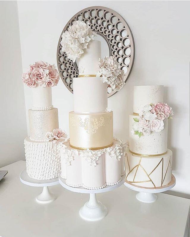 #weddingcake | Wedding cake glasgow, Wedding cake ...