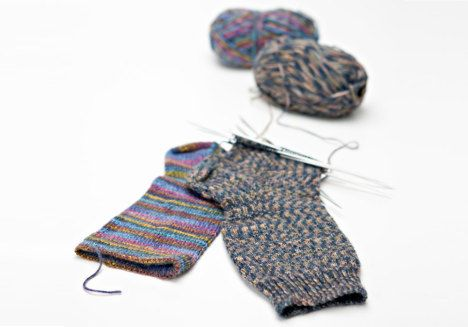 Tulostettavat sukkaohjeet  - Neulonta ja virkkaus - Suuri Käsityö