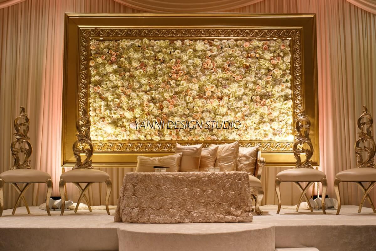Wedding Flowers And Decorations Royal Elephants Wedding