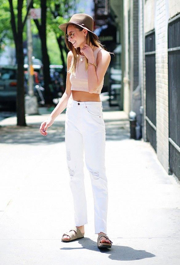 Chic Ways to Wear Birkenstock Sandals for Summer | summer