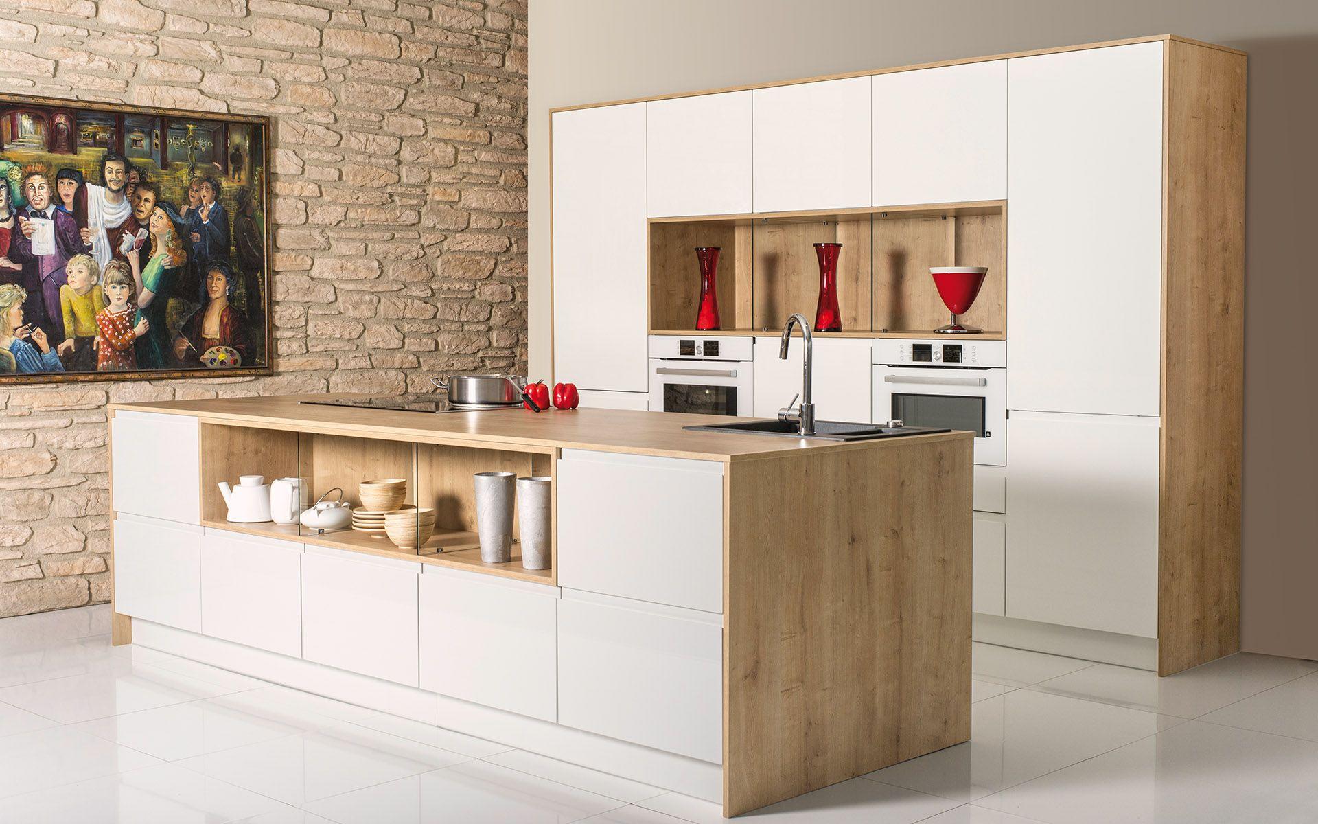 farbe holz Küche // 76 | HAKA Küche | Haus | Pinterest | Holz, Küche ...