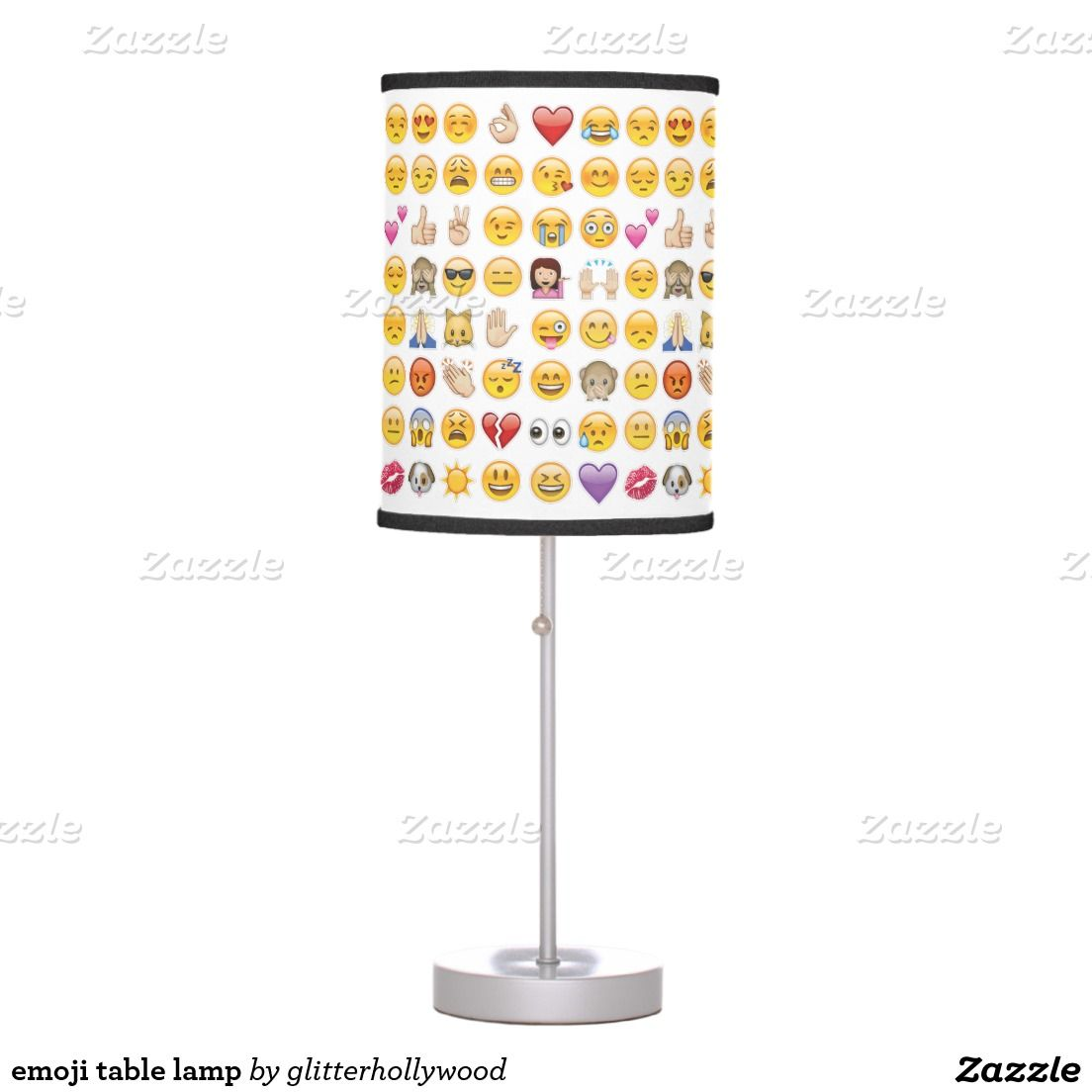 Emoji Table Lamp