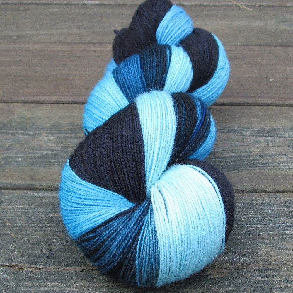 Blackbird, Day Dreaming, Portal - Yummy Trio - Babette | Miss Babs Hand-Dyed Yarns & Fibers, Inc.