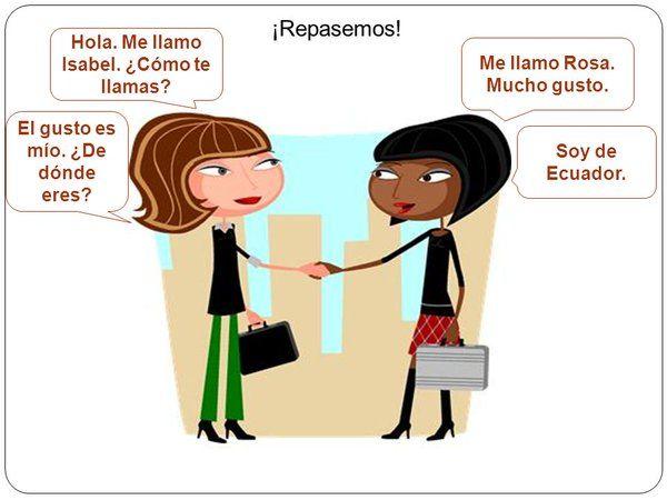 Spaans leren spreken online dating