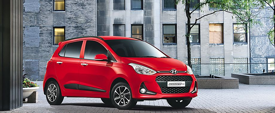 Buy Hyundai Grand I10 From Authorized Dealers In Hyderabad