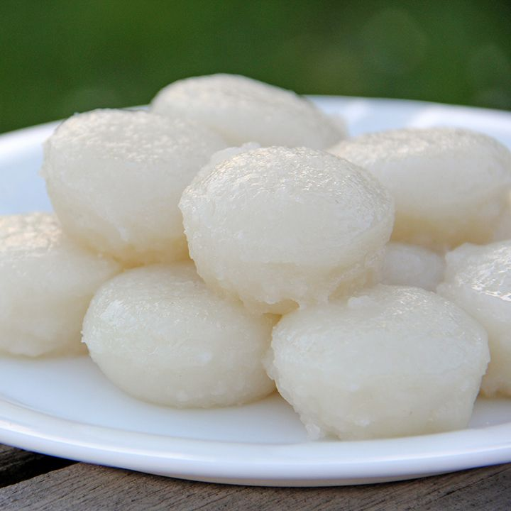 Naturally Fermented Sweet Rice Cakes (gma used to buy ...