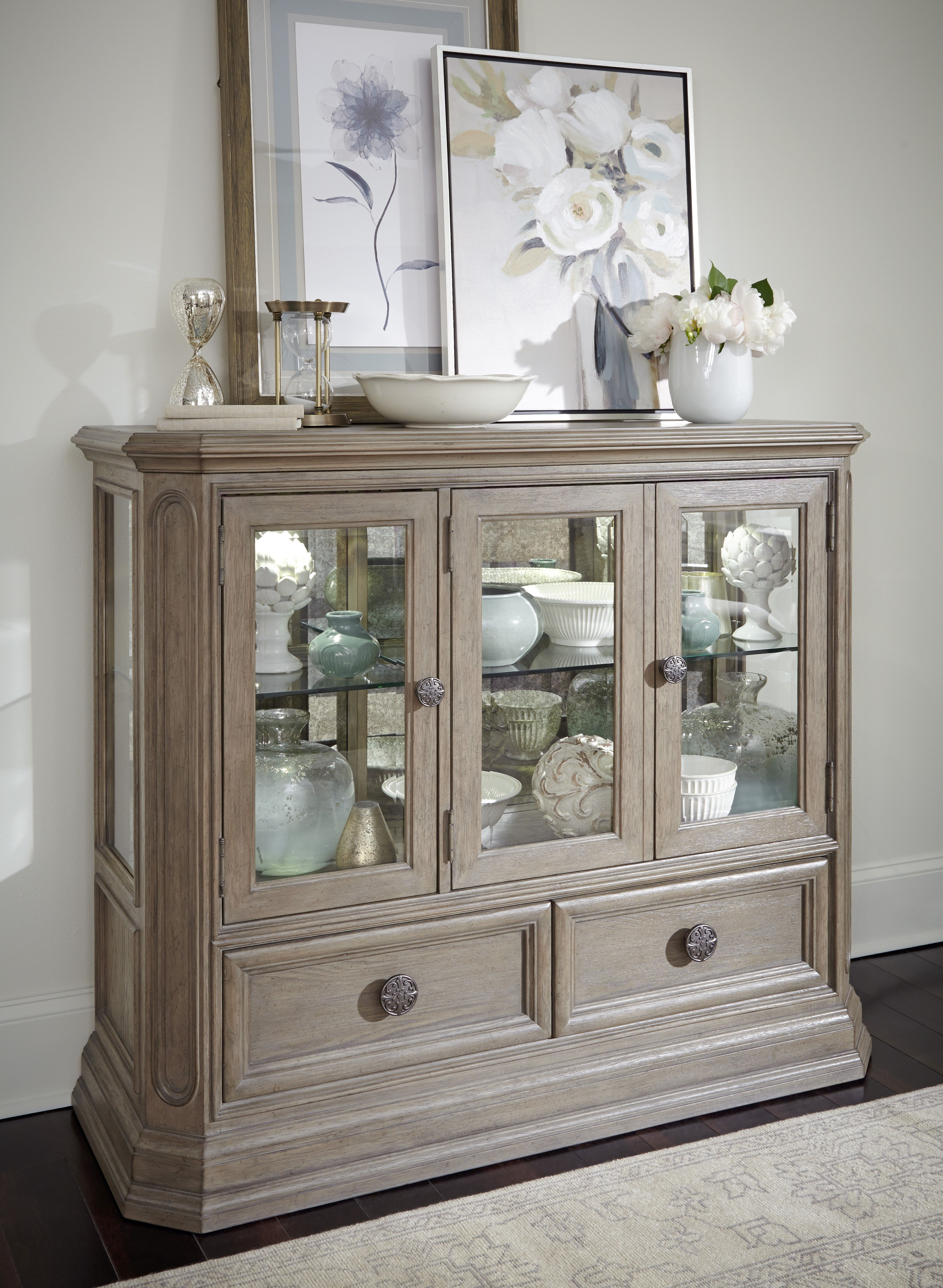 Manor house display cabinet legacy classic furniture furniture