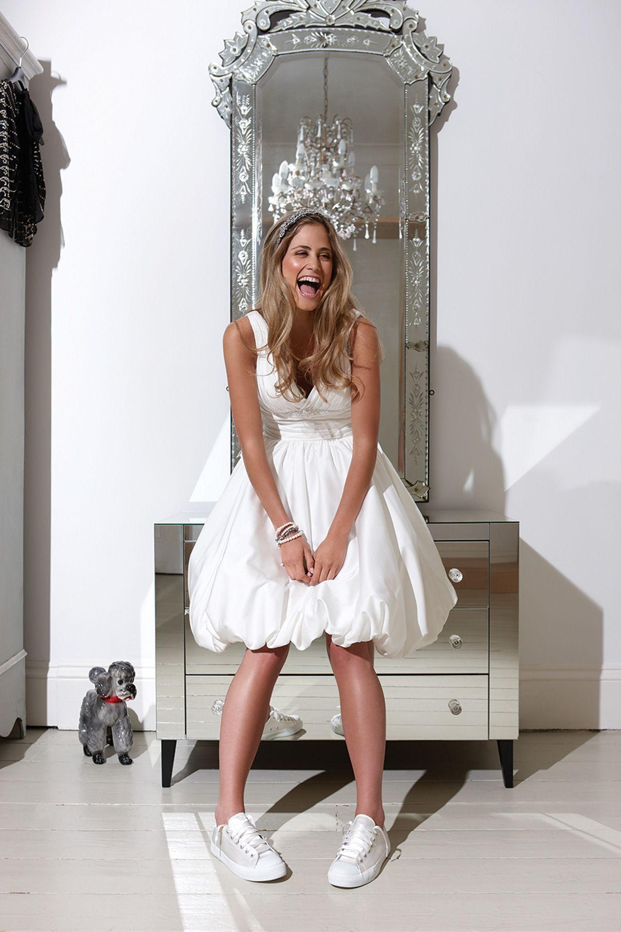 Magazine: Wedding Shoe Ideas; Flat Shoes And Bridal Trainers ...