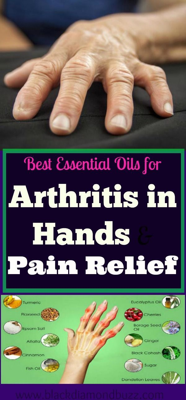 Discover Here On How To Get Rid Of Arthritis In Fingers With This  Best Essential