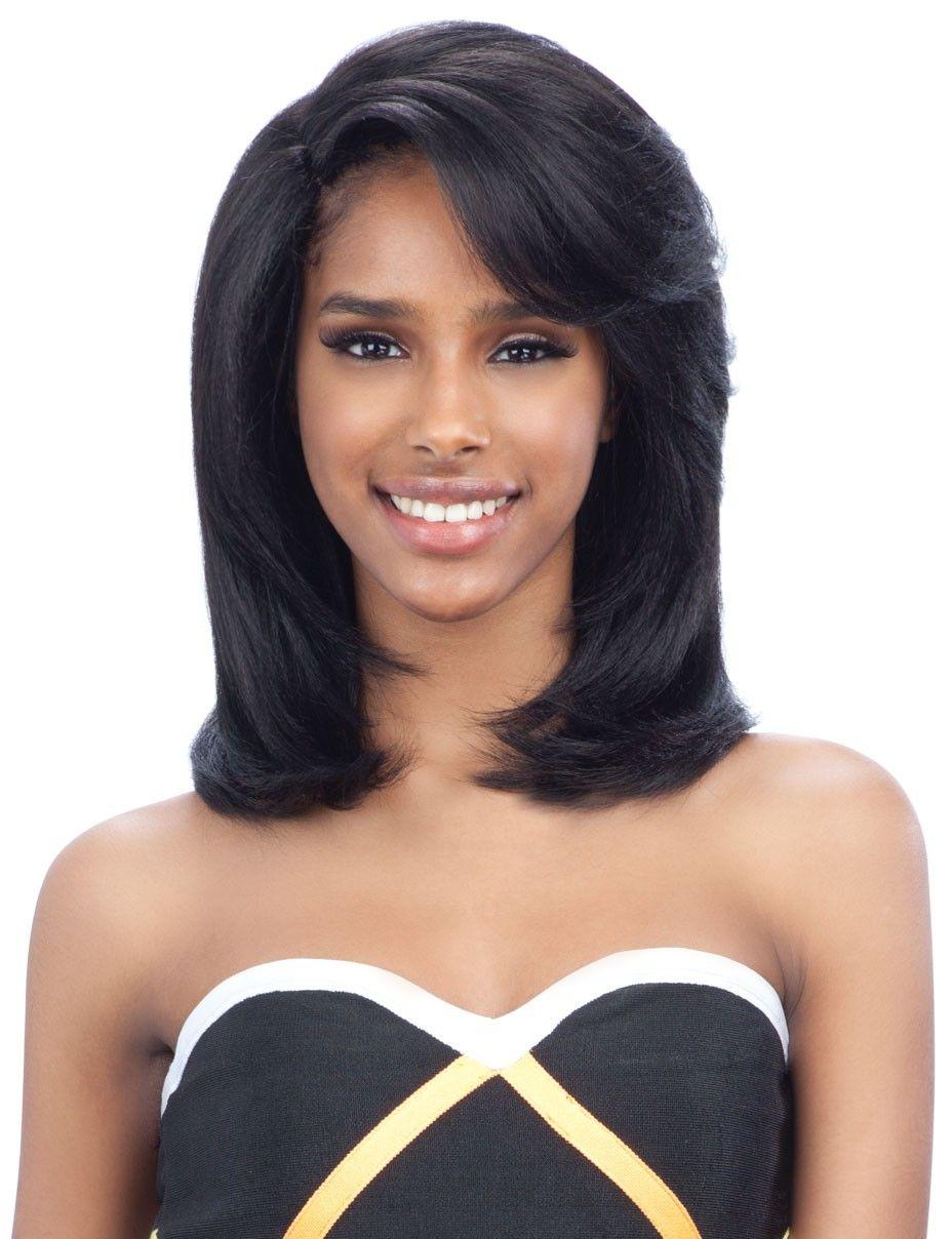 Model Model Extreme Side LPart Wig REX in 2019 Wig