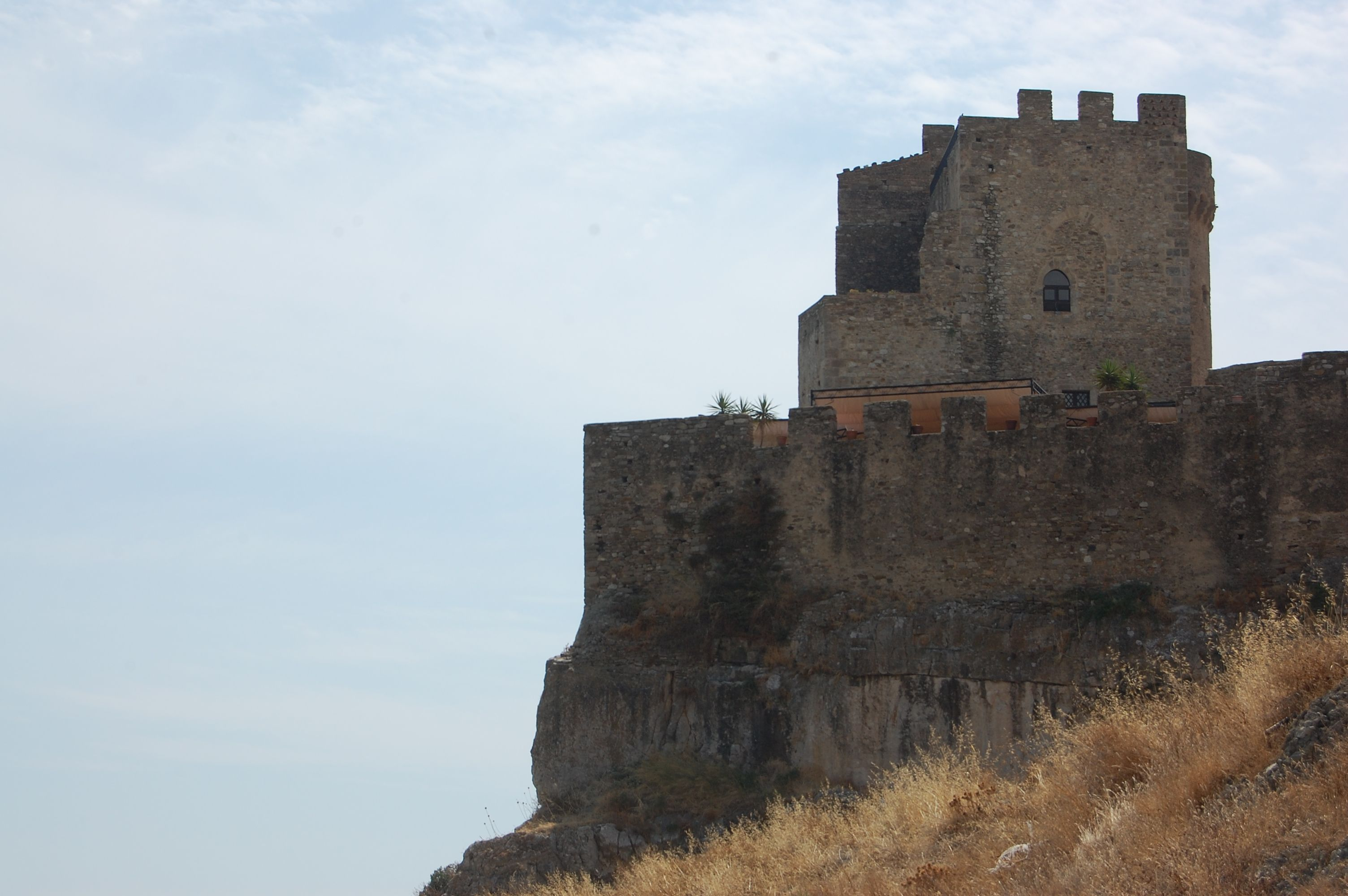 castle - Roseto Capo Spulico - Calabria