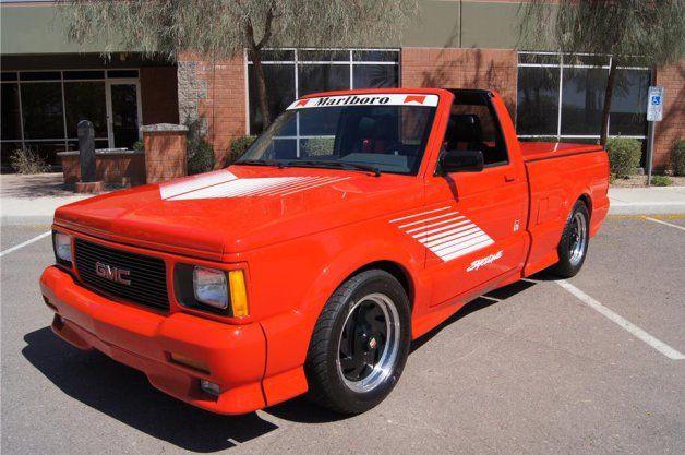 11 Vehicles From Barrett Jackson Las Vegas Worth Watching Gmc