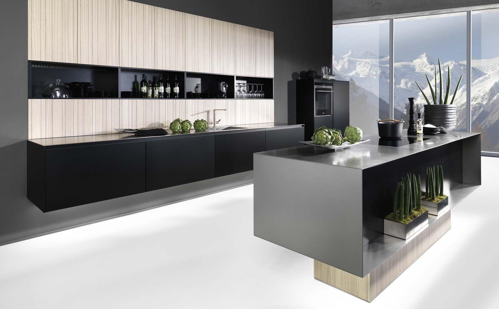 rational einbauküchen -  Contemporary kitchen, Modern kitchen