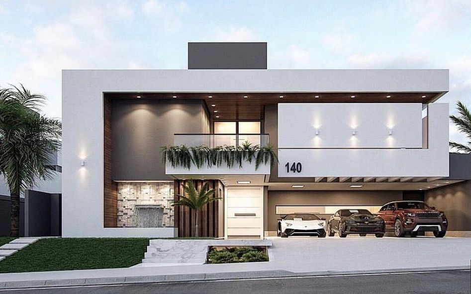 30 Best Simple Home Design Ideas For Exterior Exteriordesignideas Simple House Design Modern Exterior House Designs Architecture House