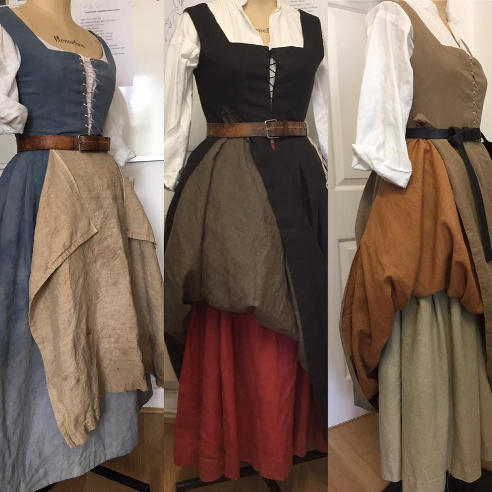 Pin by Kayla Dixon on Renaissance Kirtle | Historical