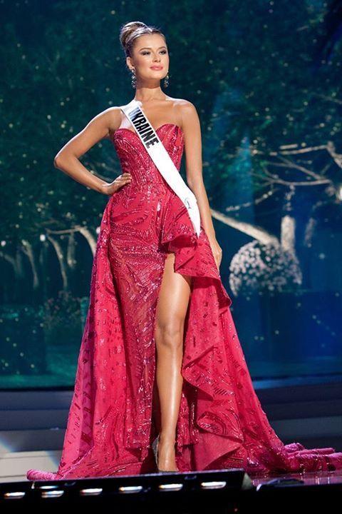 Diana Harkusha, Miss Ukraine at Miss Universe 2014 | Pageant
