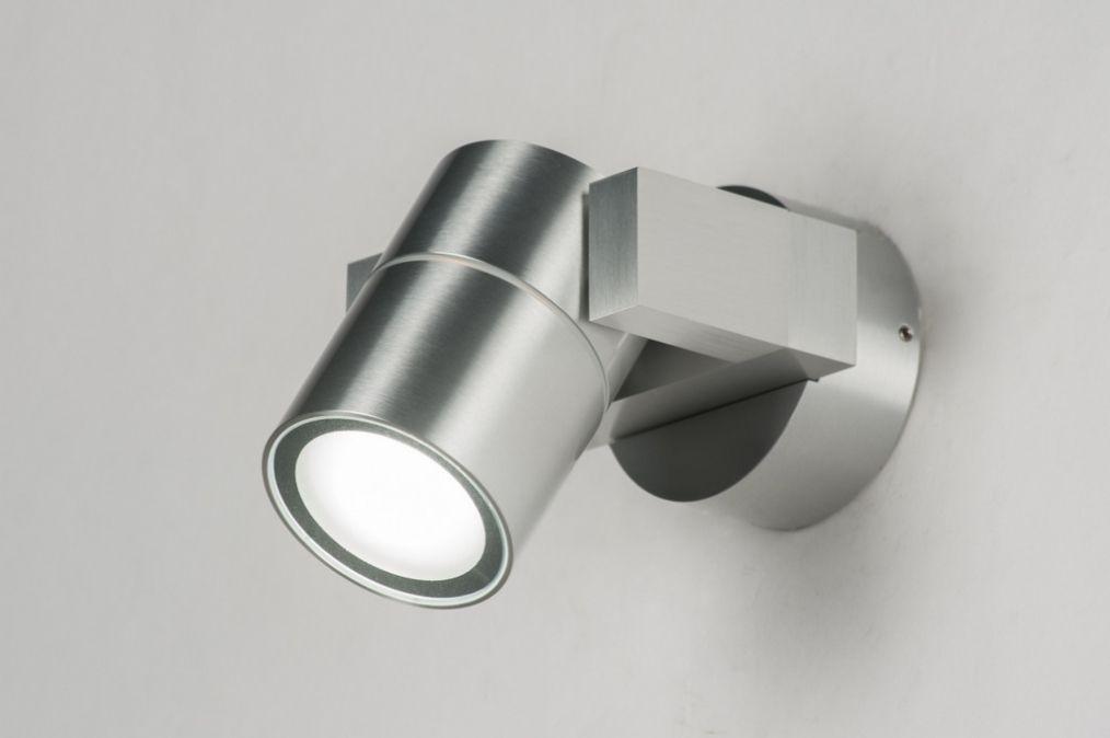 Spot Wandlamp Badkamerlamp Buitenlamp 70184