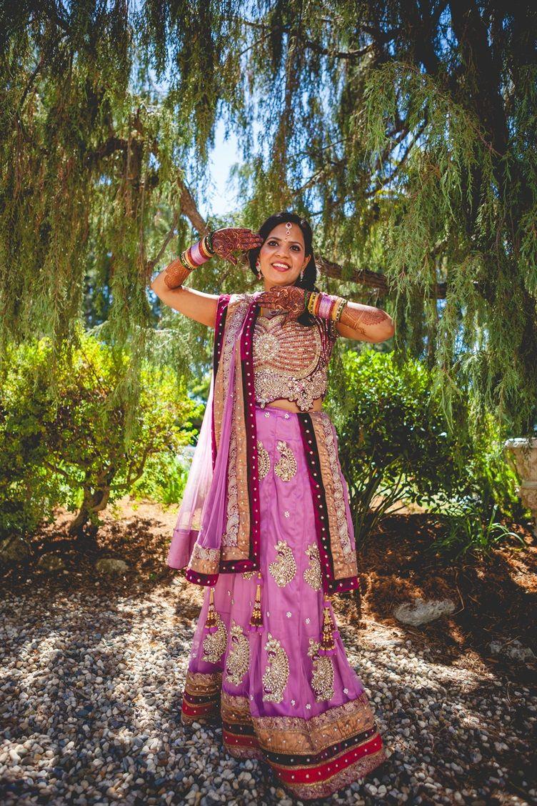 Anadee Karthik S Tamil Maharashtrian Fusion Wedding Fremont Ca