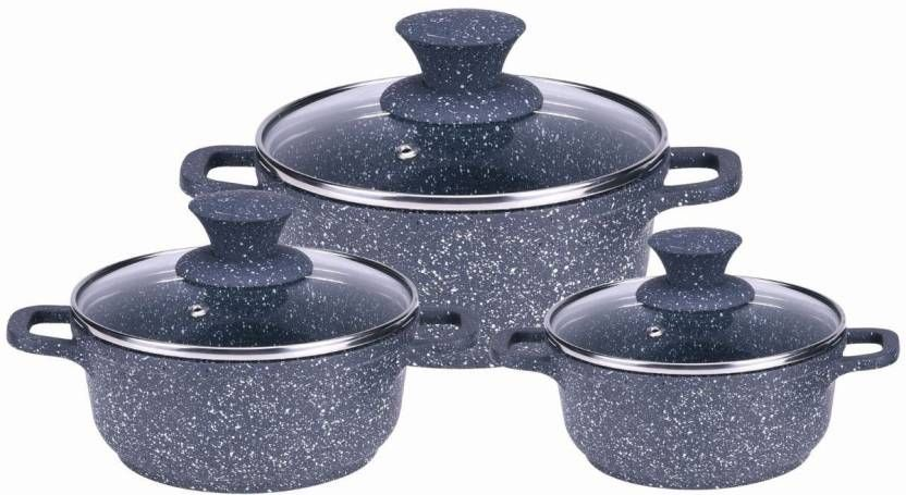 أفضل أنواع الحلل الجرانيت موسوعة Casserole Set Cookware Set Sugar Bowl Set
