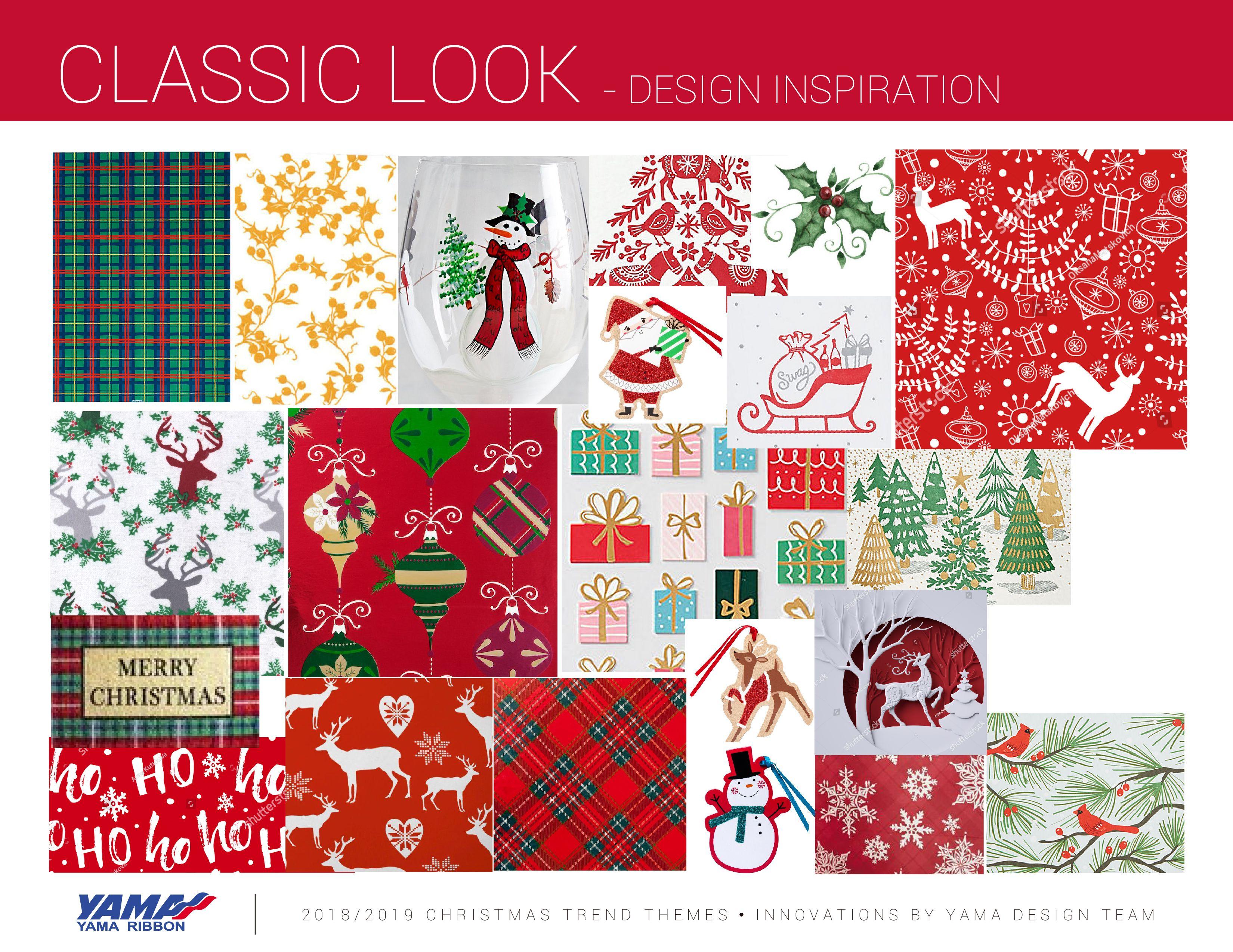 2018/2019 YAMA CHRISTMAS TRENDS | 2018-2019 Christmas ...