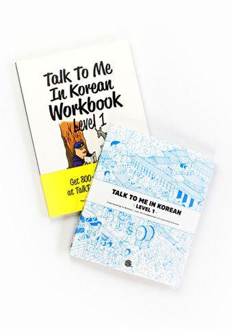 TTMIK Level 1 Package (Grammar Textbook + Workbook) ($25