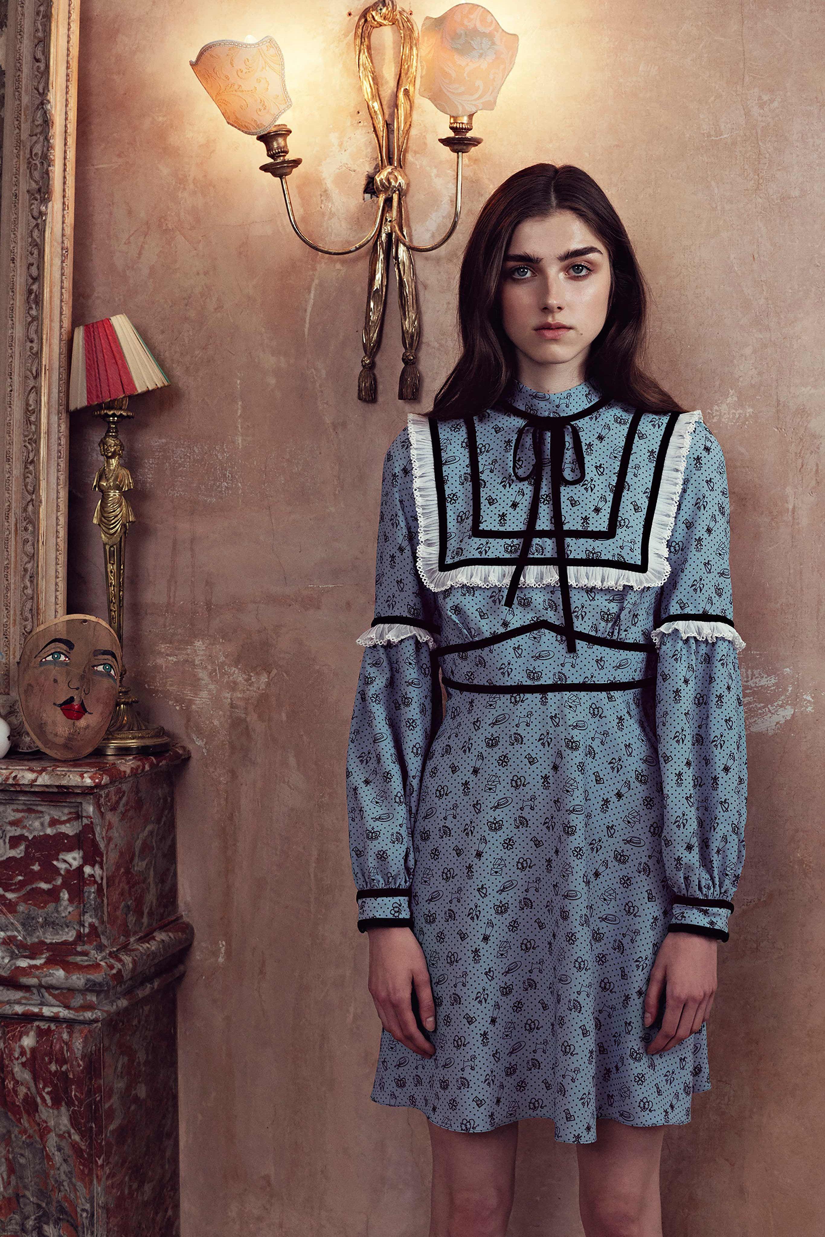 Orla Kiely SpringSummer 2019 Collection – London Fashion Week forecasting