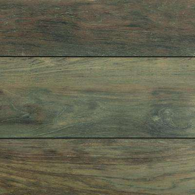 Carmel Coast Teak 12 Mm Thick X 7 19 32in Wide X 50 25 32 In Length Laminate Flooring 16 08 Sq Ft Laminate Flooring Flooring Home Decorators Collection