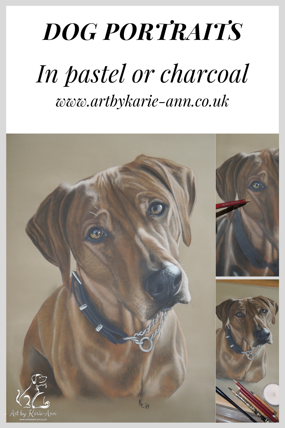 Dog Portraits From Art By Karie Ann In 2020 Dog Portraits Pet Portraits Custom Pet Portraits