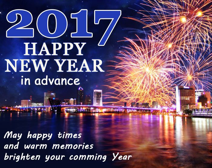 2017 Happy New Year Advance Wishes Messages For Whatsapp Facebook 2 Jpg 700 557 New Year Wishes Messages New Year Wishes Advance New Year Wishes