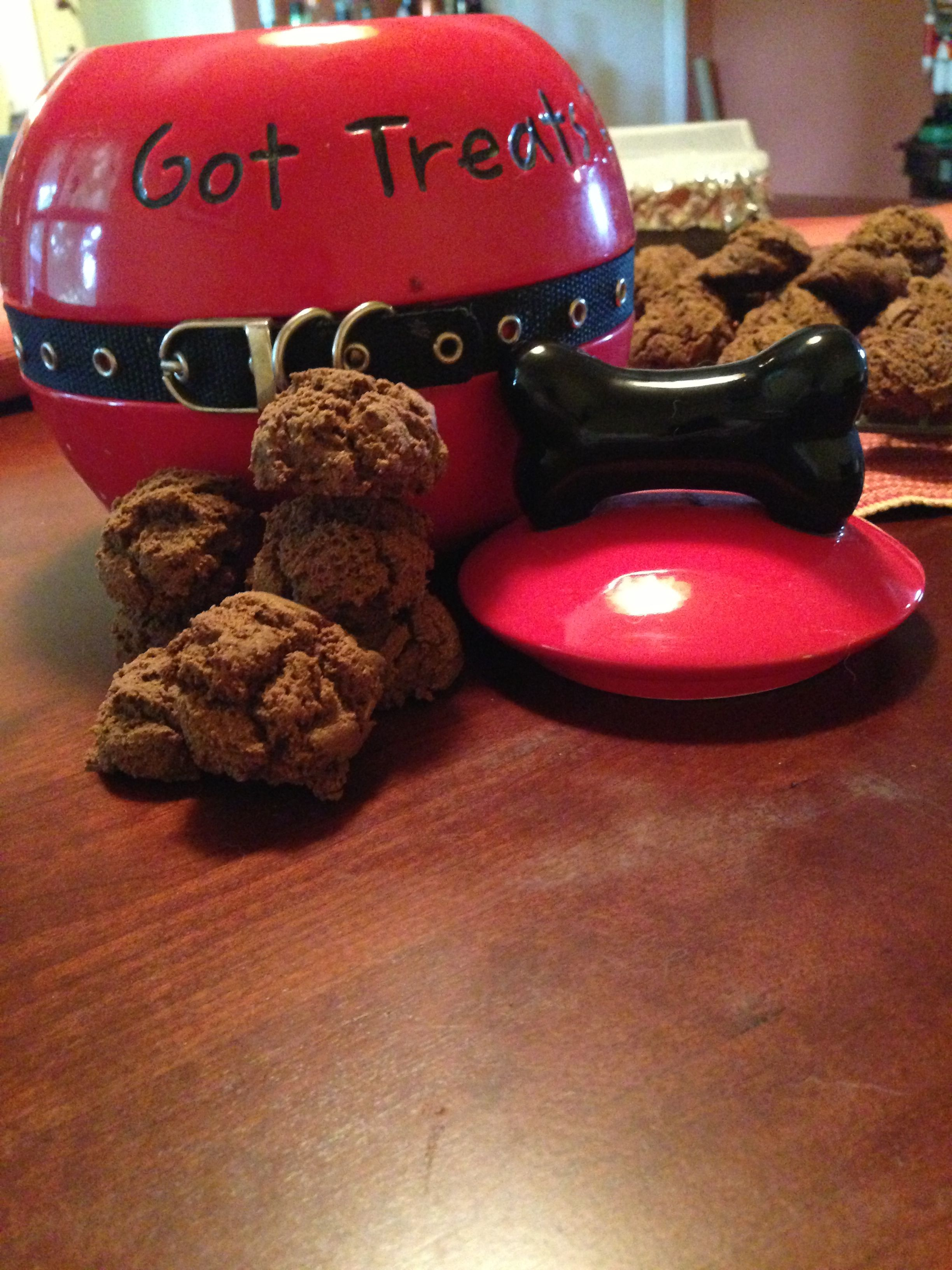 Ginger snaps Dog bakery, Ginger snaps, Treats