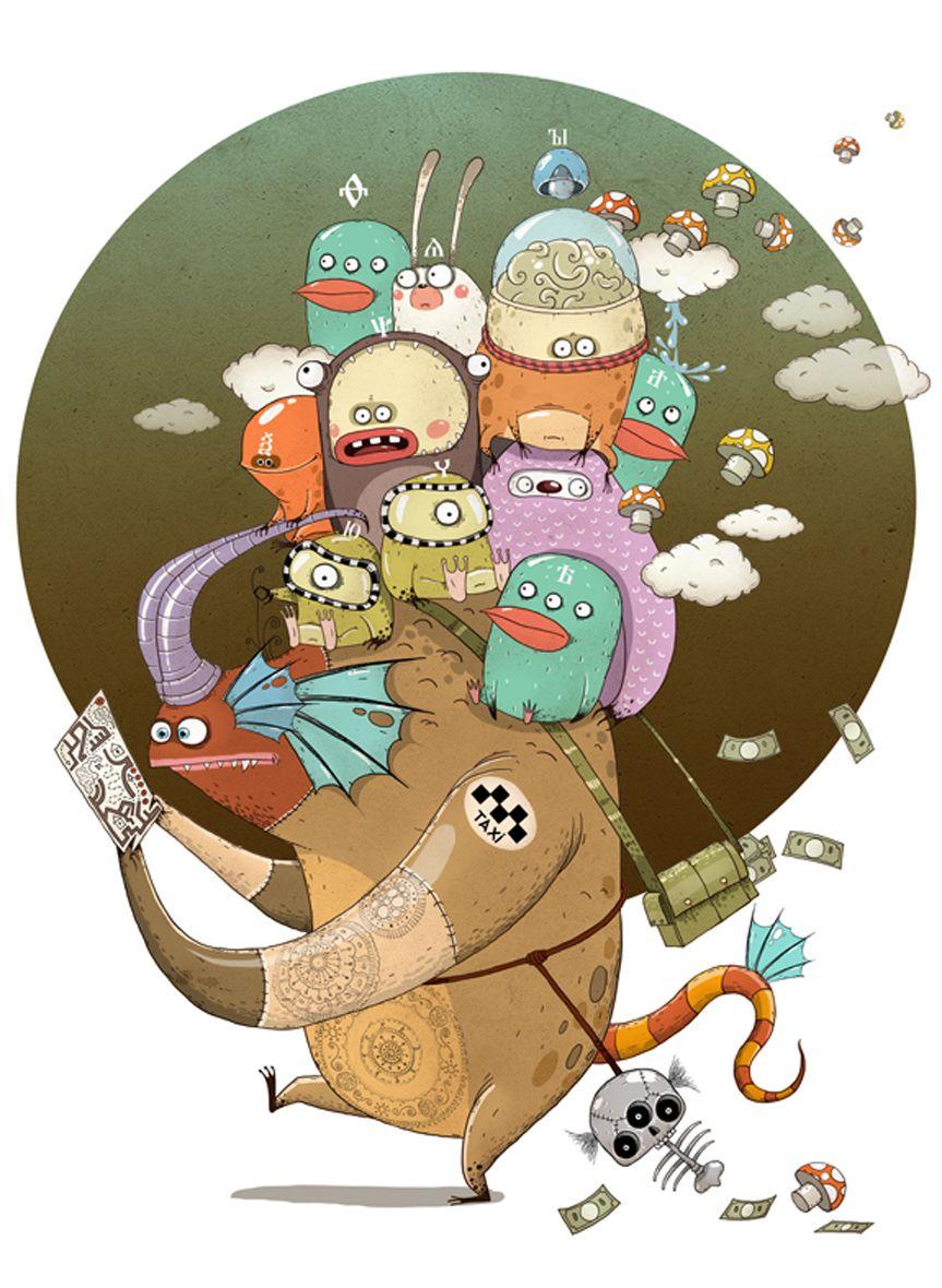 The Art Of Animation, Aleksei Bitskoff