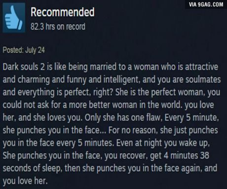This Dark Souls 2 Review