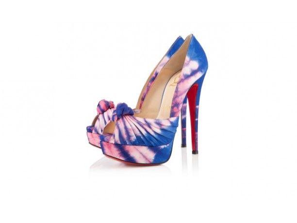 #Scarpe #shoes #ChristianLouboutin collezione #primaveraestate 2013