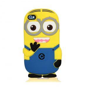 fundas iphone 5 minions