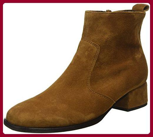 GABOR 55.756 Damen Kurzschaft Stiefel Grau XXL Schuhe
