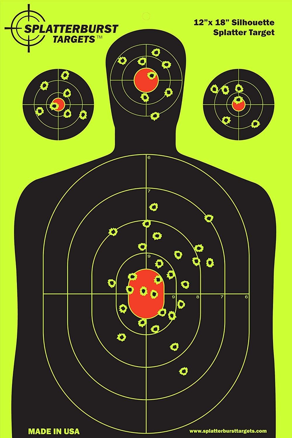Top 10 Best Shooting Target in 2020 - Reviews - HQReview | Shooting targets,  Paper targets, Target