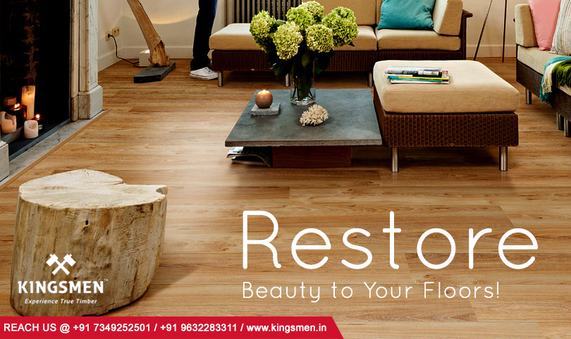 Kingsmen They Are The Wooden Flooring Dealers In Bangalore Specialized In Providing Engineered Wooden Flooring L Flooring Solid Wood Flooring Wooden Flooring