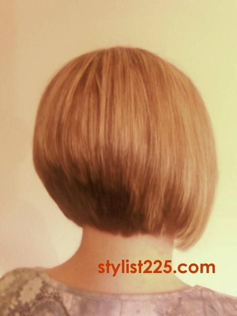 Astonishing 1000 Images About Haircuts Backview On Pinterest Stacked Bob Hairstyles For Women Draintrainus