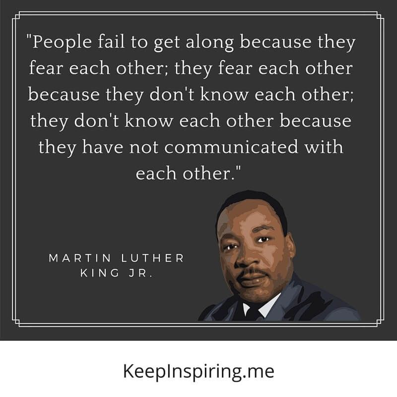 123 Of The Most Powerful Martin Luther King Jr Quotes Martin
