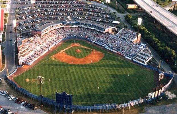 Frawley stadium in wilmington delaware home of the - Public swimming pools in rehoboth beach ...