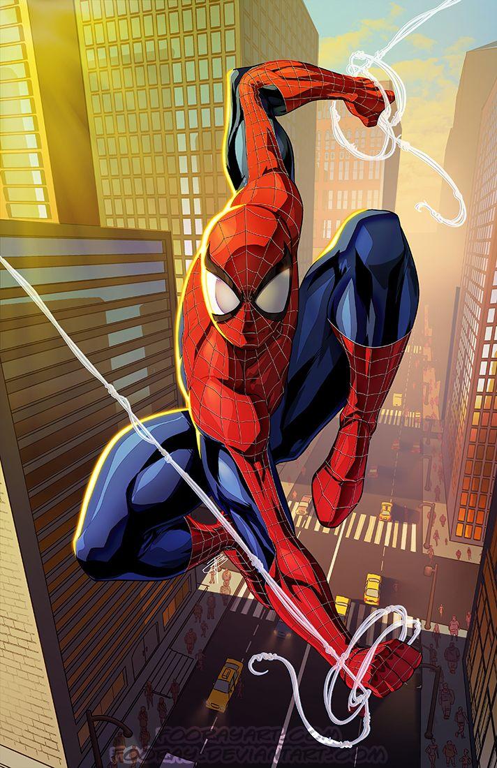 #Spiderman #Fan #Art. (Spidey PRINT) By: FooRay. (THE * 5 * STÅR * ÅWARD * OF: * AW YEAH, IT'S MAJOR ÅWESOMENESS!!!™)[THANK Ü 4 PINNING!!!<·><]<©>ÅÅÅ+(OB4E)