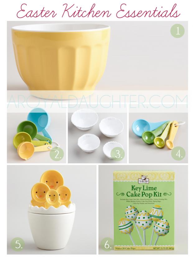 Awesomesauce Easter Decorating Ideas via @aroyaldaughter