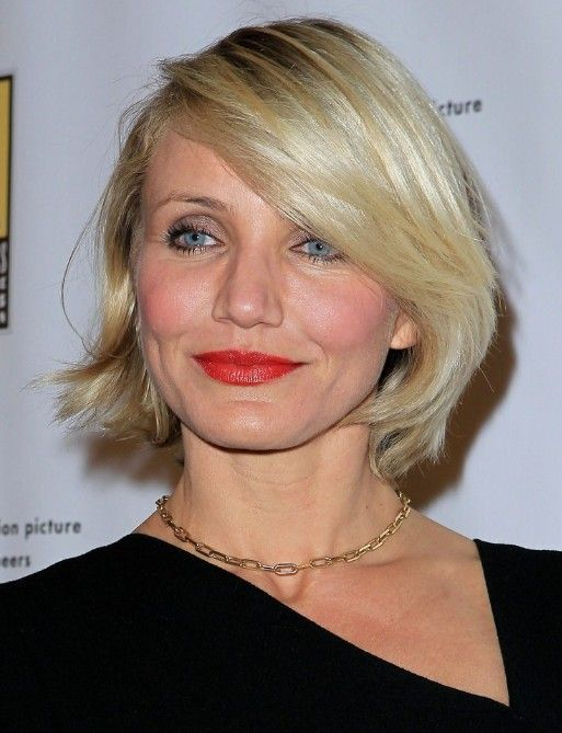 Hair Trends Cameron Diaz Hairstyles Styling Tip