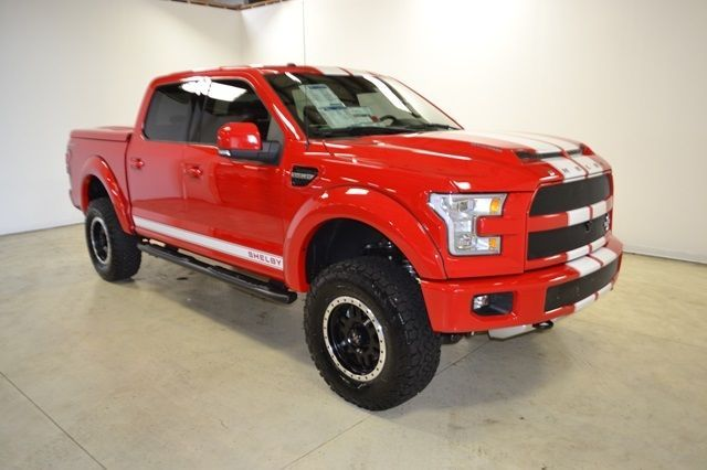2016 Ford F 150 Shelby Supercharged 700hp Crew Cab Ford F150 Crew Cab Shelby