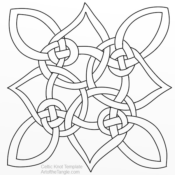 Pin by Martin Ludwig on Celtic Knots: Carvings & Patterns
