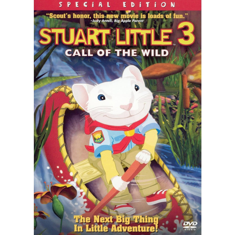Stuart Little 3 Call Of The Wild Stuart Little