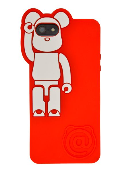 medicom bearbrick iphone case