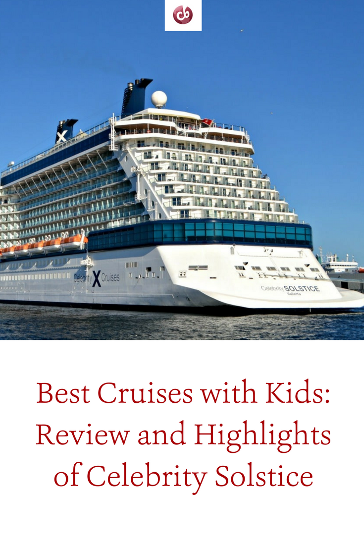 Celebrity Millennium Ship Review - The Avid Cruiser